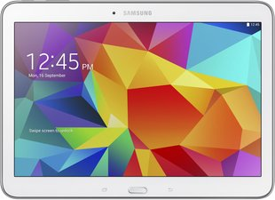 SAMSUNG GALAXY TAB4 10.1 WHITE FRONT