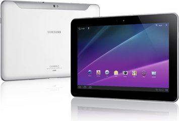 <strong>SAMSUNG GALAXY TAB 10.1 BACK FRONT</strong> preview photo