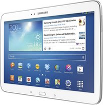 SAMSUNG GALAXY TAB 3 10.1 FRONT LEFT