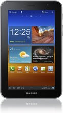 SAMSUNG GALAXY TAB 7.0 PLUS PRODUCT IMAGE FRONT