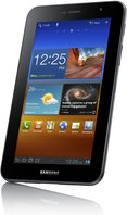 SAMSUNG GALAXY TAB 7.0 PLUS PRODUCT IMAGE FRONT ANGLE