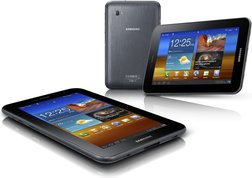 SAMSUNG GALAXY TAB 7.0 PLUS PRODUCT IMAGE VIEWS