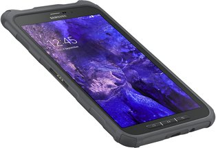 SAMSUNG GALAXY TAB ACTIVE 003 L-PERSPECTIVE BLACK