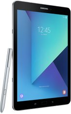 SAMSUNG GALAXY TAB S3 003 LEFT PERSPECTIVE PEN SILVER
