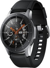 samsung galaxy watch sm-r800 09 r perspective silver