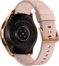 samsung galaxy watch sm-r810 14 dynamic rose gold