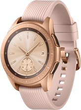 samsung galaxy watch sm-r810 15 r perspective rose gold