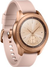 samsung galaxy watch sm-r810 16 l perspective rose gold