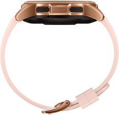 samsung galaxy watch sm-r810 17 side rose gold