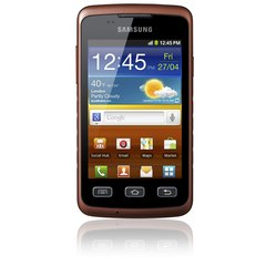 SAMSUNG GALAXY XCOVER FRONT