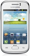 SAMSUNG GALAXY YOUNG DUOS FRONT