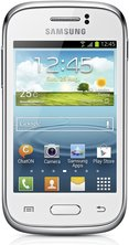 SAMSUNG GALAXY YOUNG FRONT