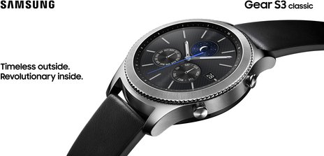 SAMSUNG GEAR S3 CLASSIC SINGLE OOH H