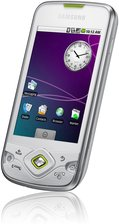 SAMSUNG GT-I5700 GALAXY SPICA RIGHT ANGLE SILVER