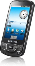 samsung gt-i7500 galaxy front right