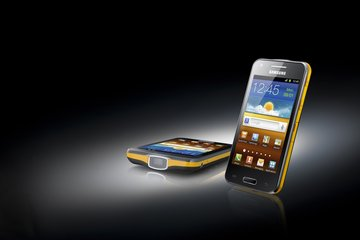 SAMSUNG GT-I8530 GALAXY BEAM VIEWS