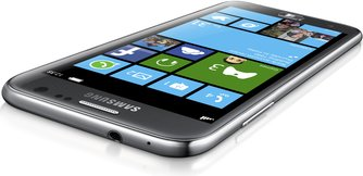 SAMSUNG GT-I8750 ATIV S FRONT TOP