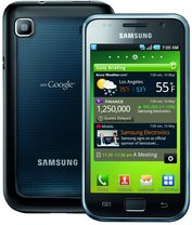 SAMSUNG GT-I9000 GALAXY S FRONT BACK