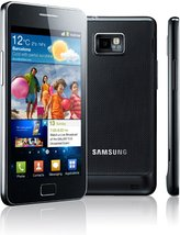 SAMSUNG GT-I9100 GALAXY S II FRONT BACK SIDE