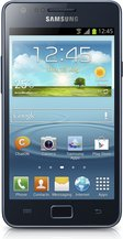 SAMSUNG GT-I9105 GALAXY S II PLUS FRONT BLACK