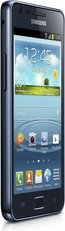 SAMSUNG GT-I9105 GALAXY S II PLUS RIGHT ANGLE BLACK