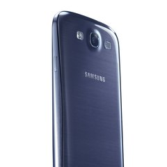 SAMSUNG GT-I9300 GALAXY S III CAMERA BLUE