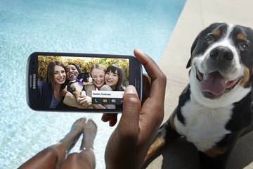 samsung gt-i9300 galaxy s iii small and big dog