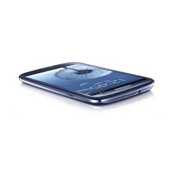 SAMSUNG GT-I9300 GALAXY S III TOP ANGLE BLUE 1