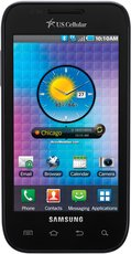 SAMSUNG SCH-I500 GALAXY S MESMERIZE FRONT
