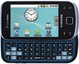 SAMSUNG SCH-R880 ACCLAIM CLOSED QWERTY FRONT