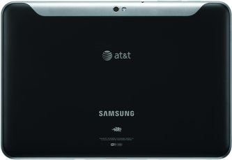 SAMSUNG SGH-I957 GALAXY TAB 8.9 BLACK BACK