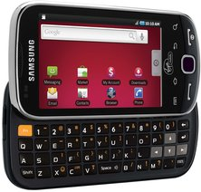 SAMSUNG SPH-M910 INTERCEPT GRAY QWERTYRIGHT