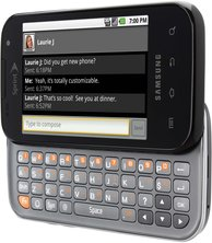 SAMSUNG SPH-M920 TRANSFORM SPRINT QWERTY LEFT