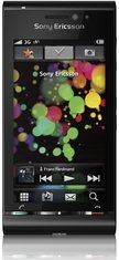 SONY ERICSSON SATIO FRONT 2
