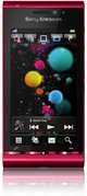 SONY ERICSSON SATIO FRONT BORDEAUX