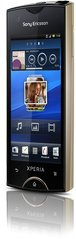SONY ERICSSON XPERIA RAY FRONT GOLD