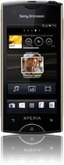 SONY ERICSSON XPERIA RAY FRONT GOLD 03