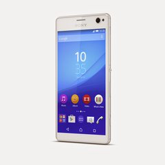 sony xperia c4 02 white front