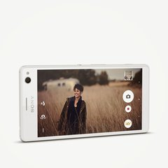 SONY XPERIA C4 04 WHITE SIDE