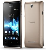 SONY XPERIA E DUAL 11 GROUP GOLD