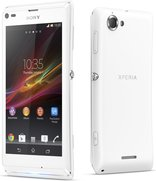 SONY XPERIA L WHITE GROUP