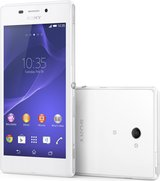 SONY XPERIA M2 AQUA 01 WHITE GROUP