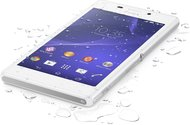 SONY XPERIA M2 AQUA 02 WHITE TABLETOP