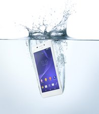 SONY XPERIA M2 AQUA 04 IN WATER