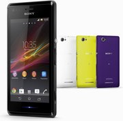 SONY XPERIA M COLORS