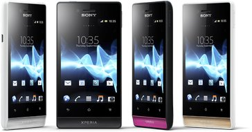 SONY XPERIA MIRO GALLERY 01 VIEWS