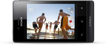 SONY XPERIA MIRO GALLERY 04 VIEWS VIDEO