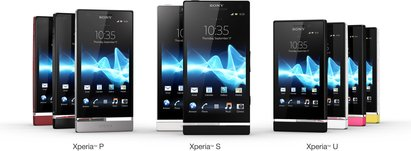 sony xperia nxt group image