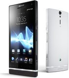 sony xperia s group black white