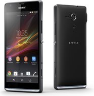 sony xperia sp group black